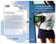 The Multimodal Analysis of Television Commercials