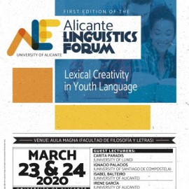 Alicante Linguistics Forum