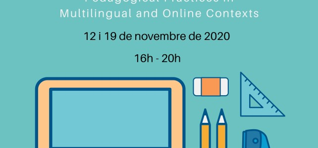 Jornadas «CLIL Workshop: Towards Innovative and Effective Pedagogical Practices in Multilingual and Online Contexts»