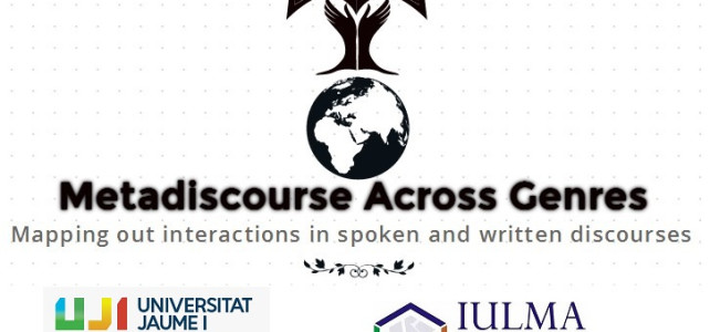 3rd Metadiscourse Across Genres Conference (MAG2021)