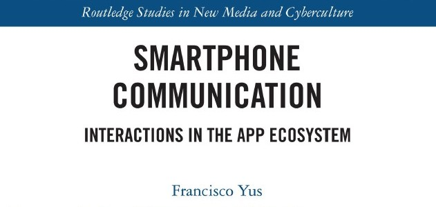 Smartphone Communication. Interactions in the App Ecosystem